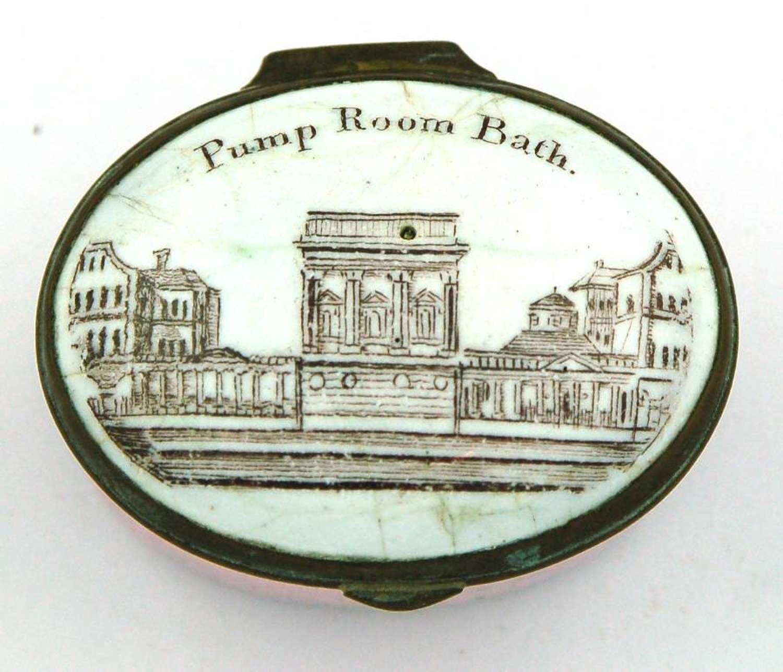 Pump Room Bath