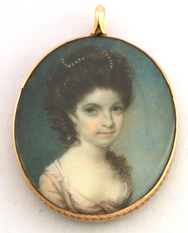 Mrs Warnaby by Shelley