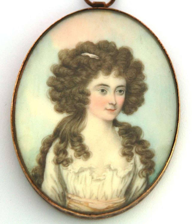 Lady by F Buck
