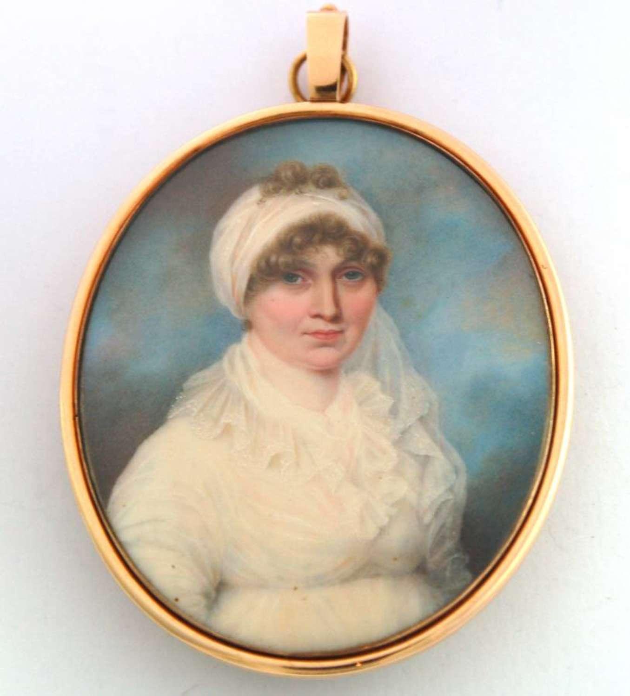 Mrs Thomas Pagan by A Gallaway