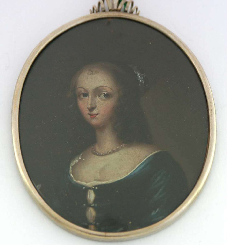 Lady c1640