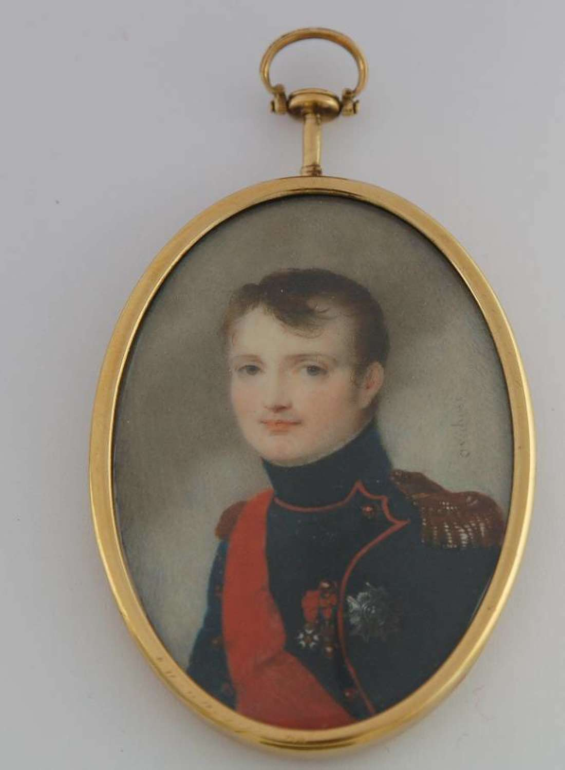 Napoleon by Isabey