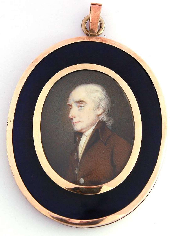 Gent attributed to Edridge