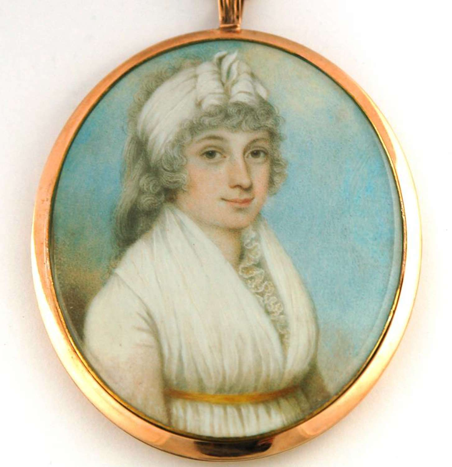 Miniature by Nathaniel Plimer