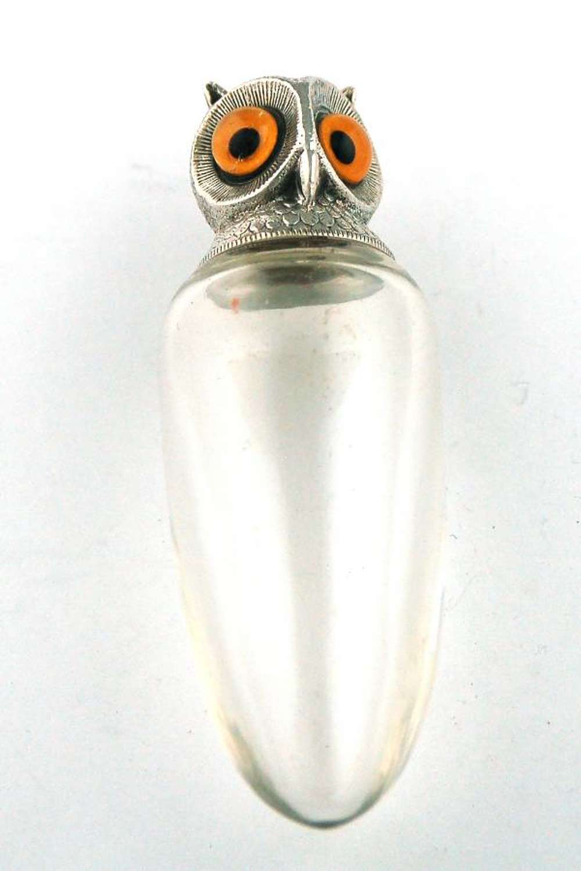 Large S Mordan owl scent