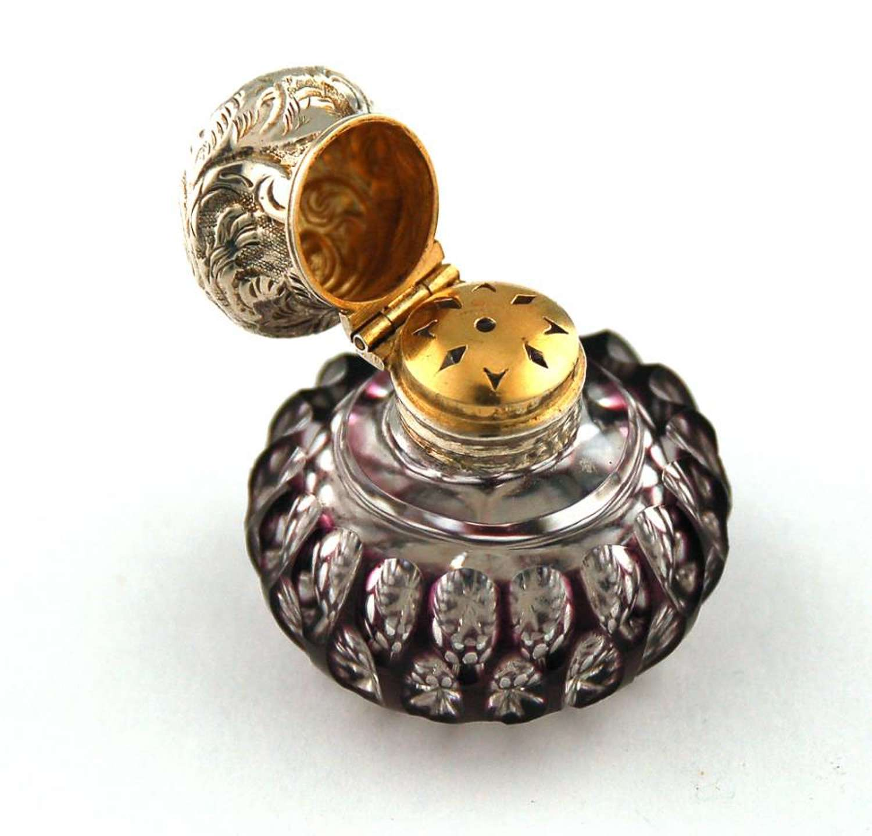 Amethyst scent vinaigrette