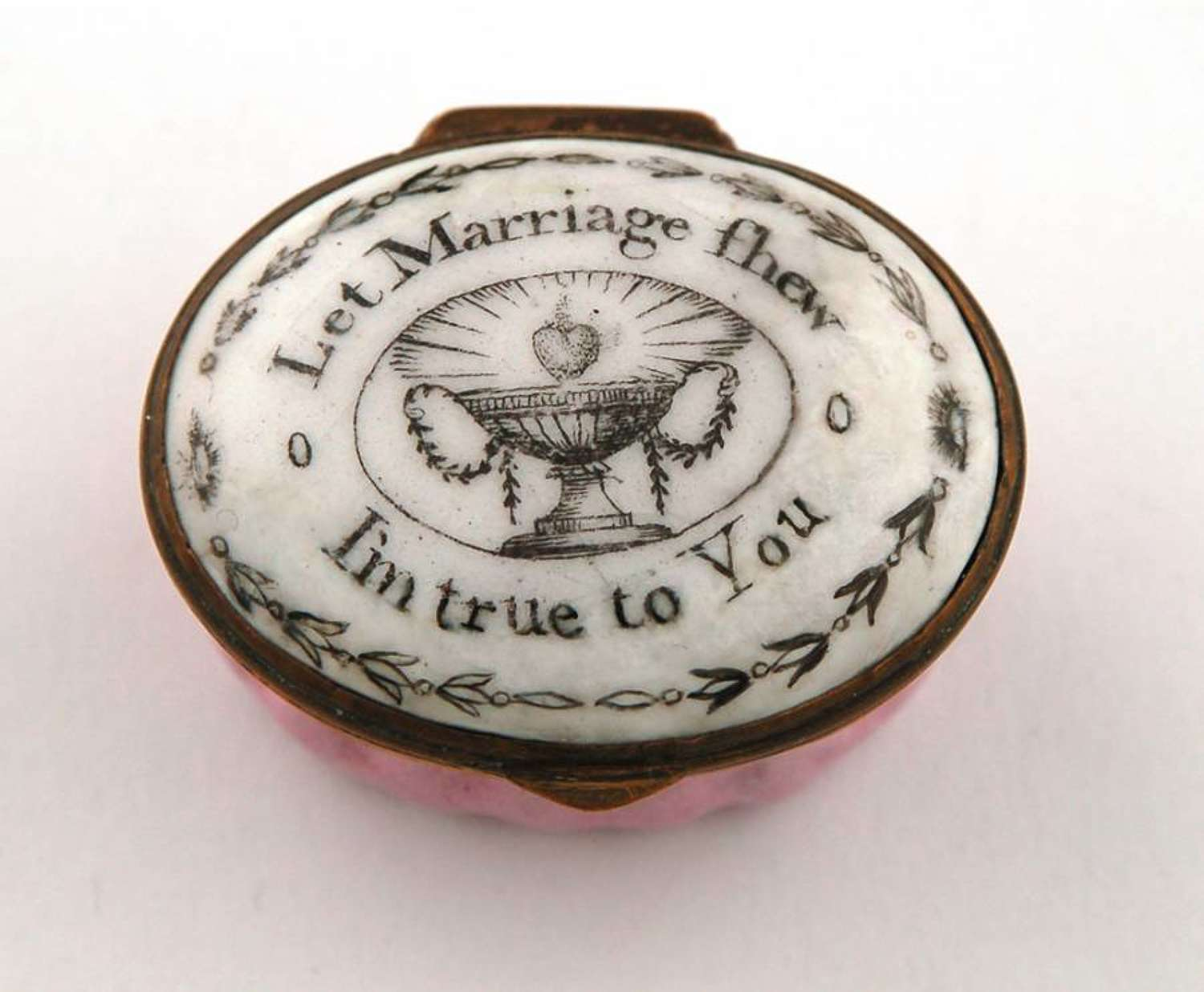 Marriage patch box
