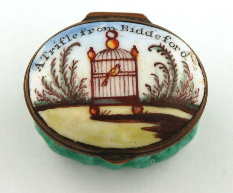Trifle from Bideford