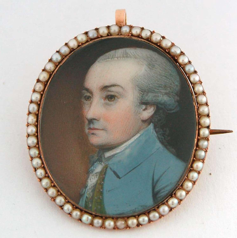 James Beal Bonnett by Engleheart