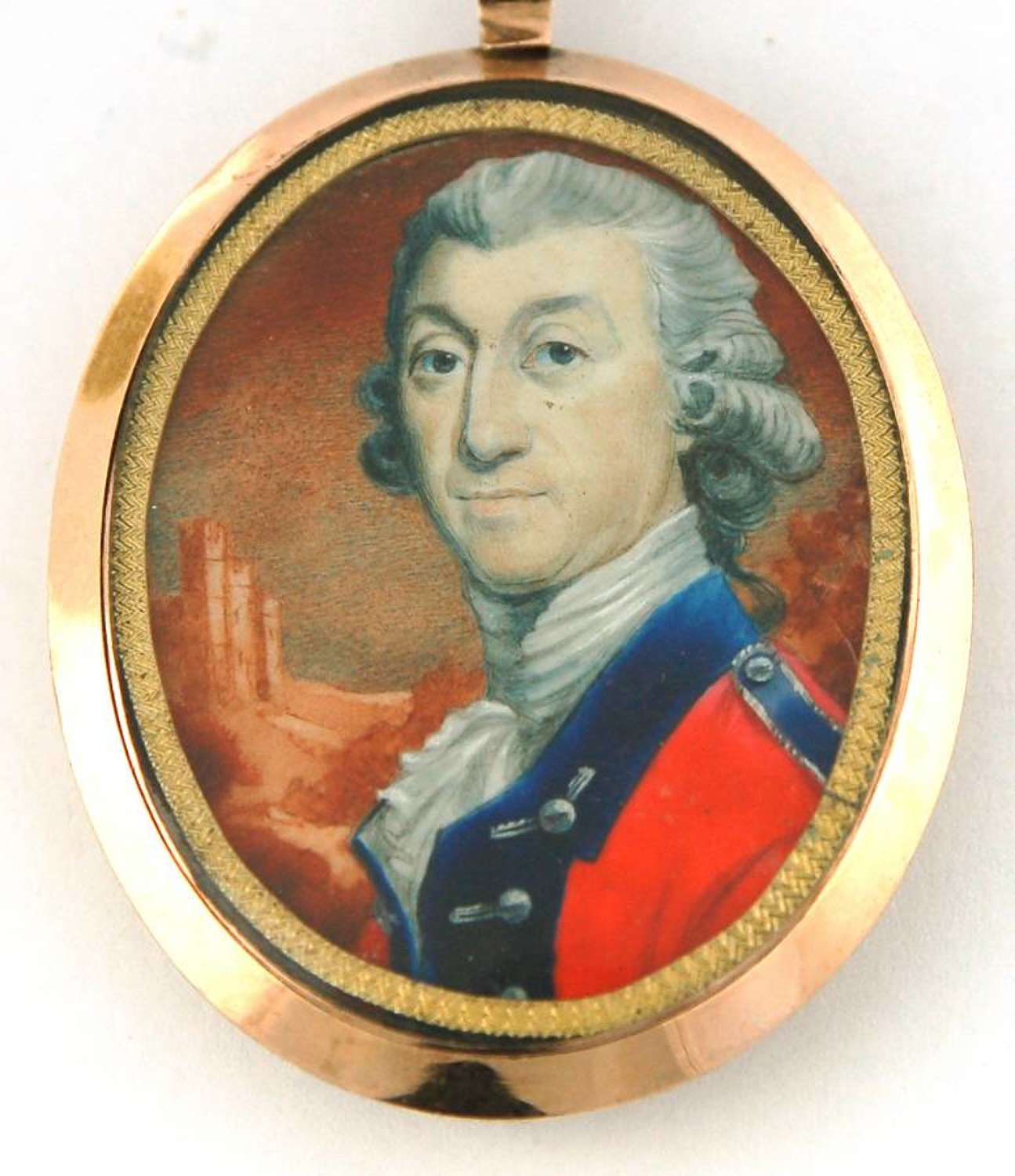 Officer by Place C1785