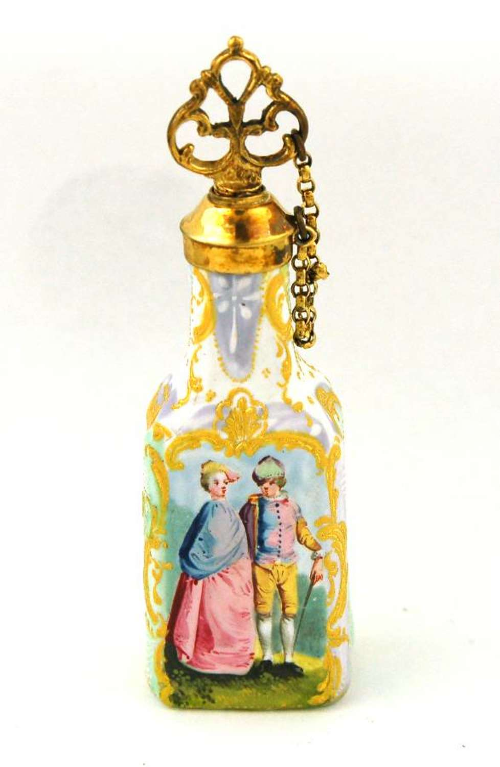 Stand-up Enamel Scent C1765
