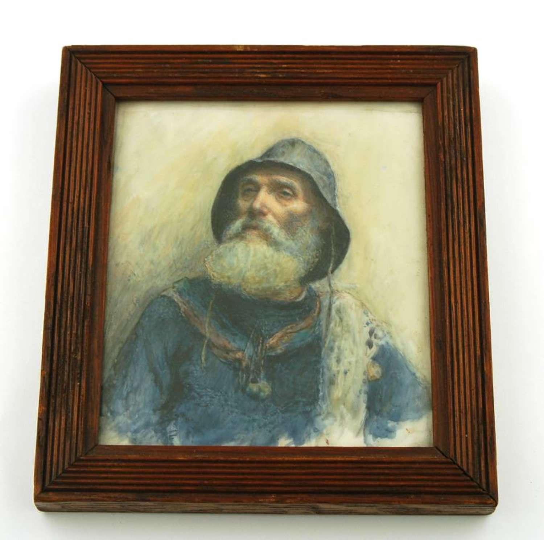 Bearded Gent by Matthews 1910