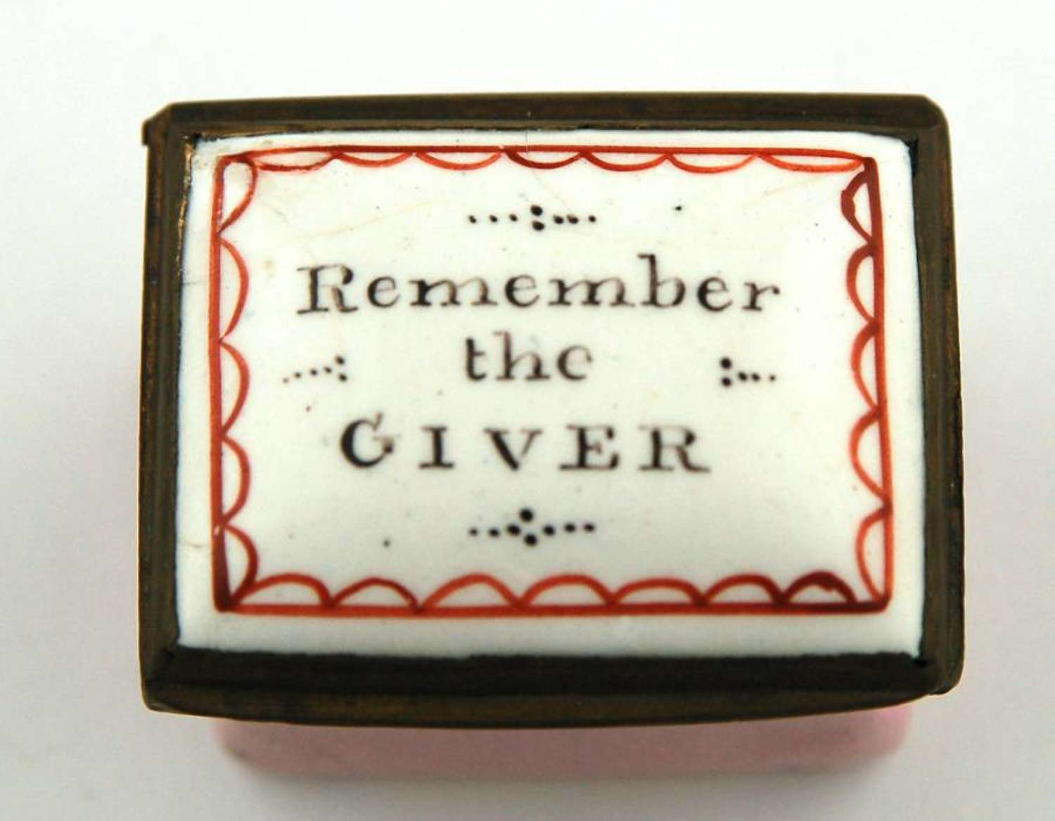 Remember the Giver