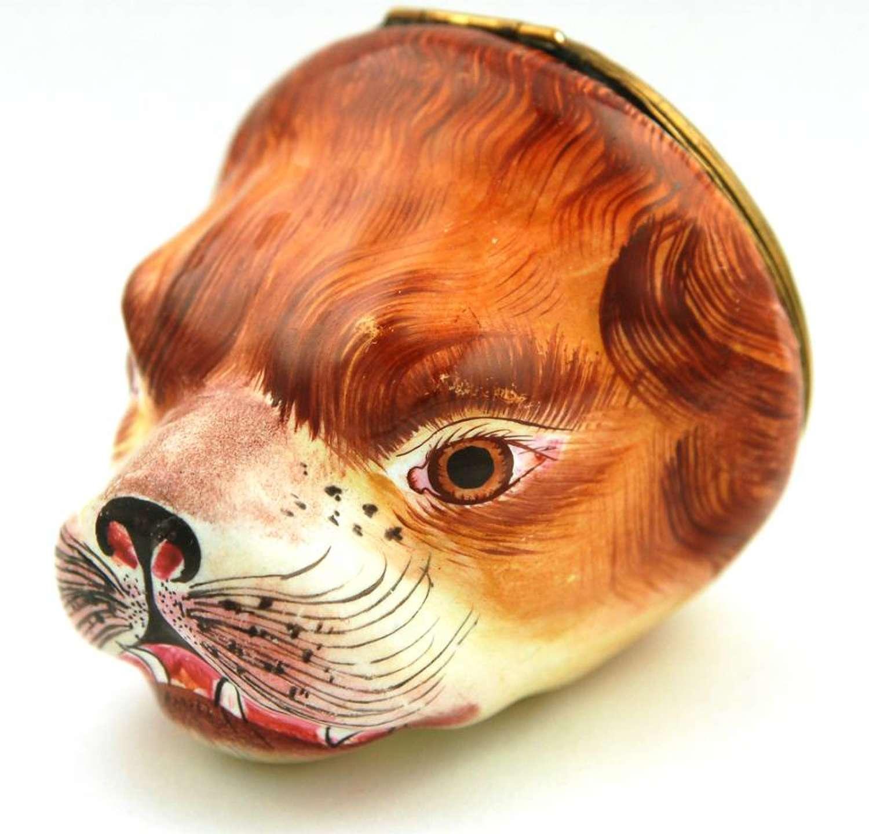 Large Lion Head Bonbonniere