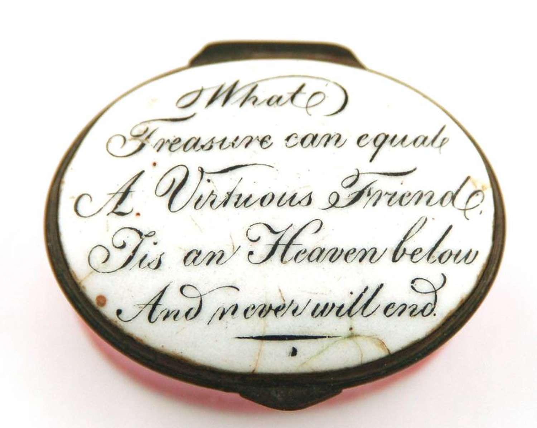 What Treasure