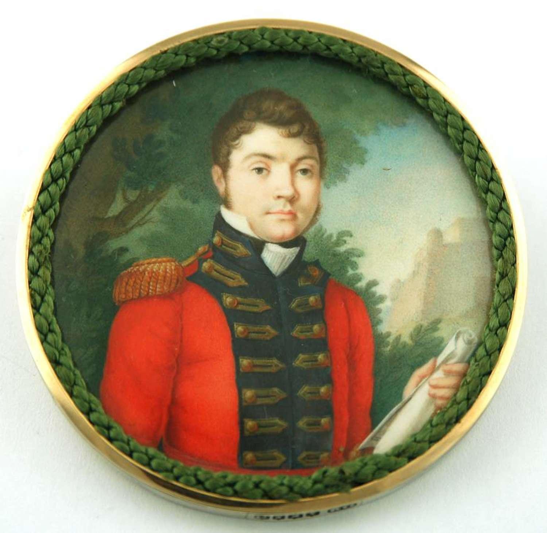 Captain James Birch