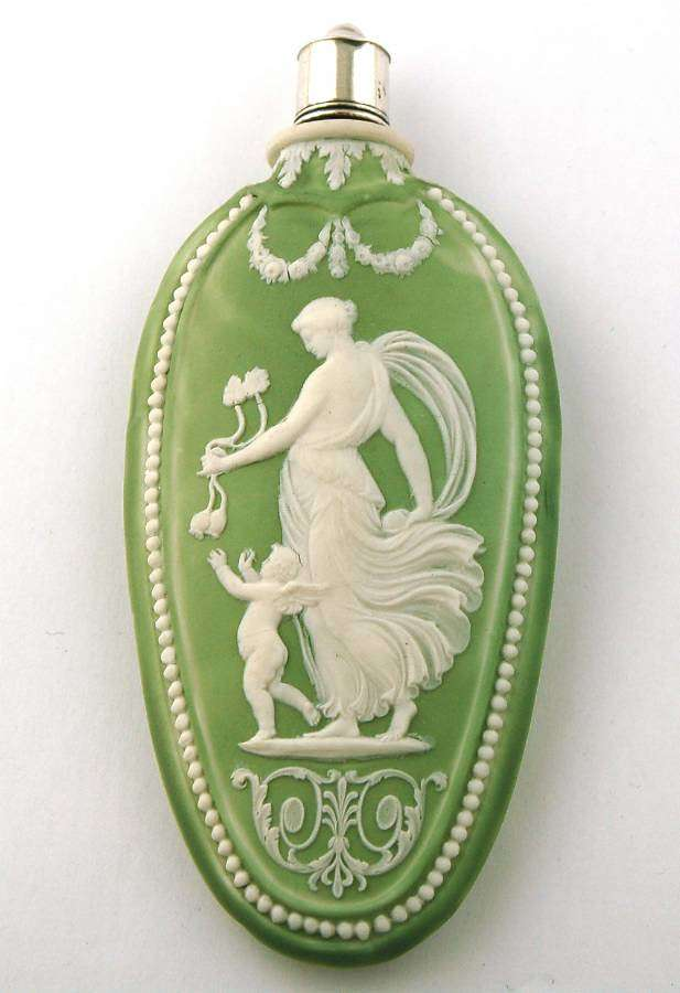 Green Wedgwood Scent