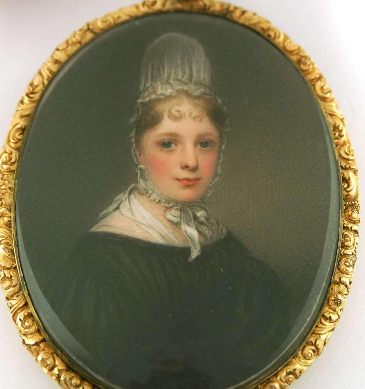 Elizabeth Crosfield by F Hargreaves