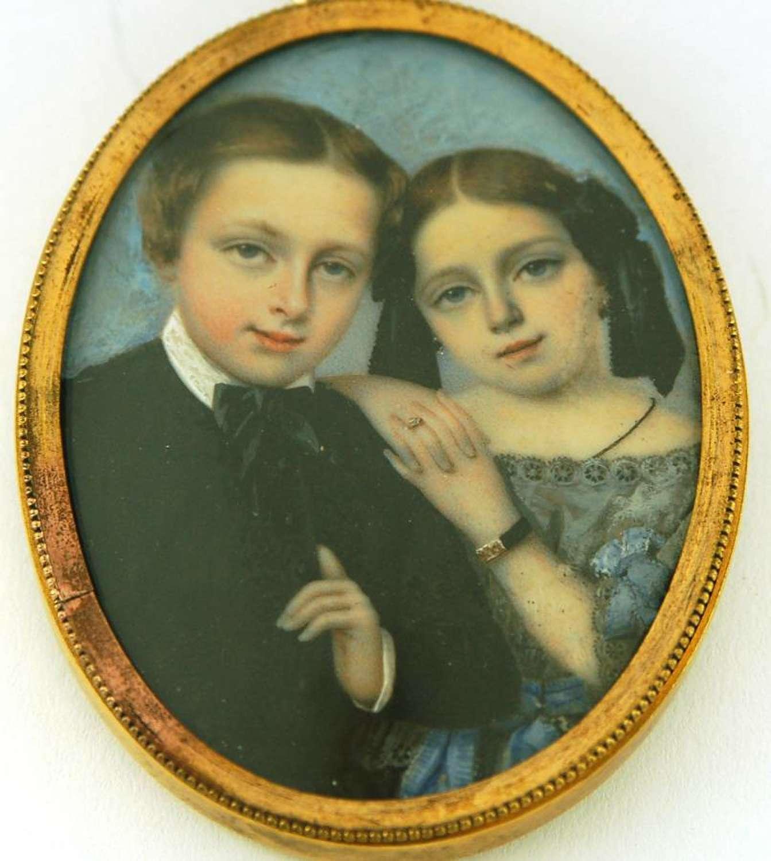 Gabriel and Corrine Decous