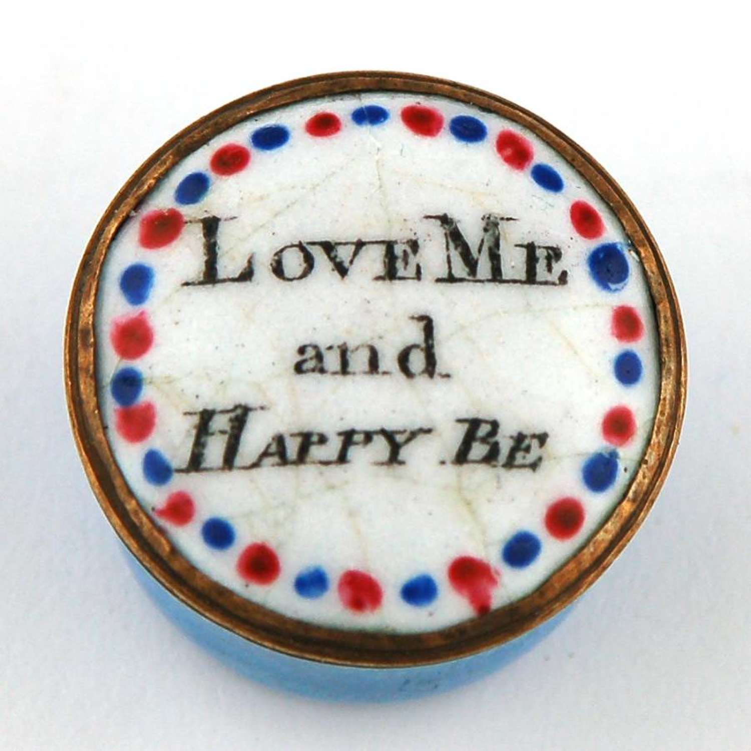 Love Me and Happy Be