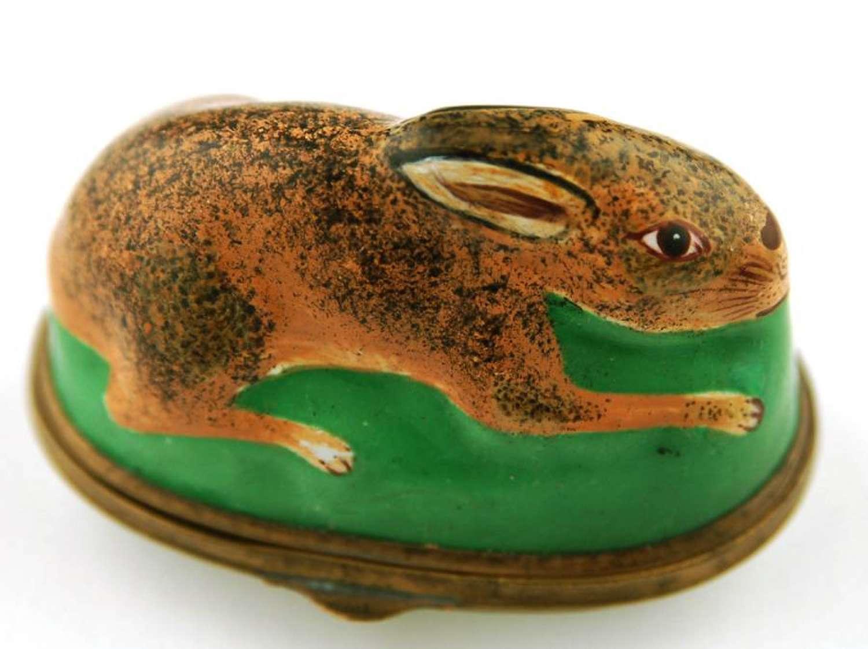 Hare Bonbonniere
