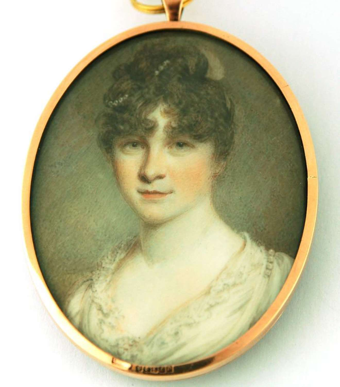Mary Elliott by Shelley