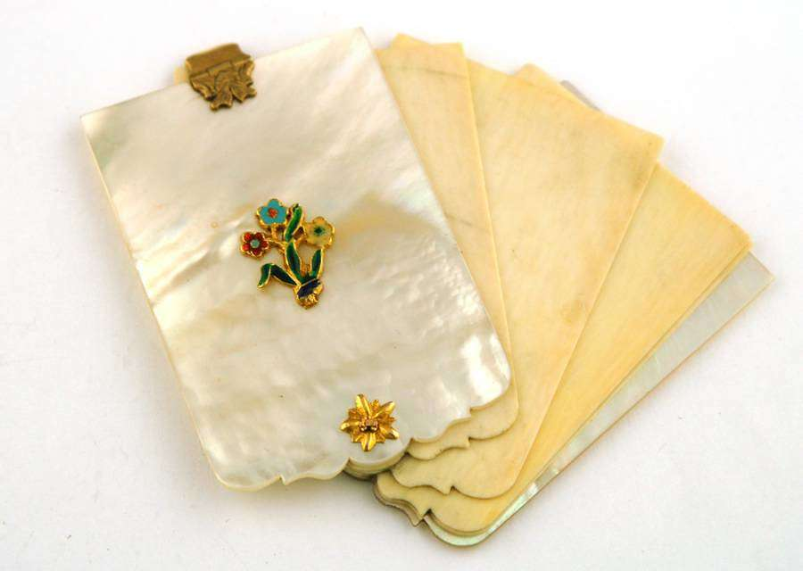 Mother of Pearl Aide Memoire