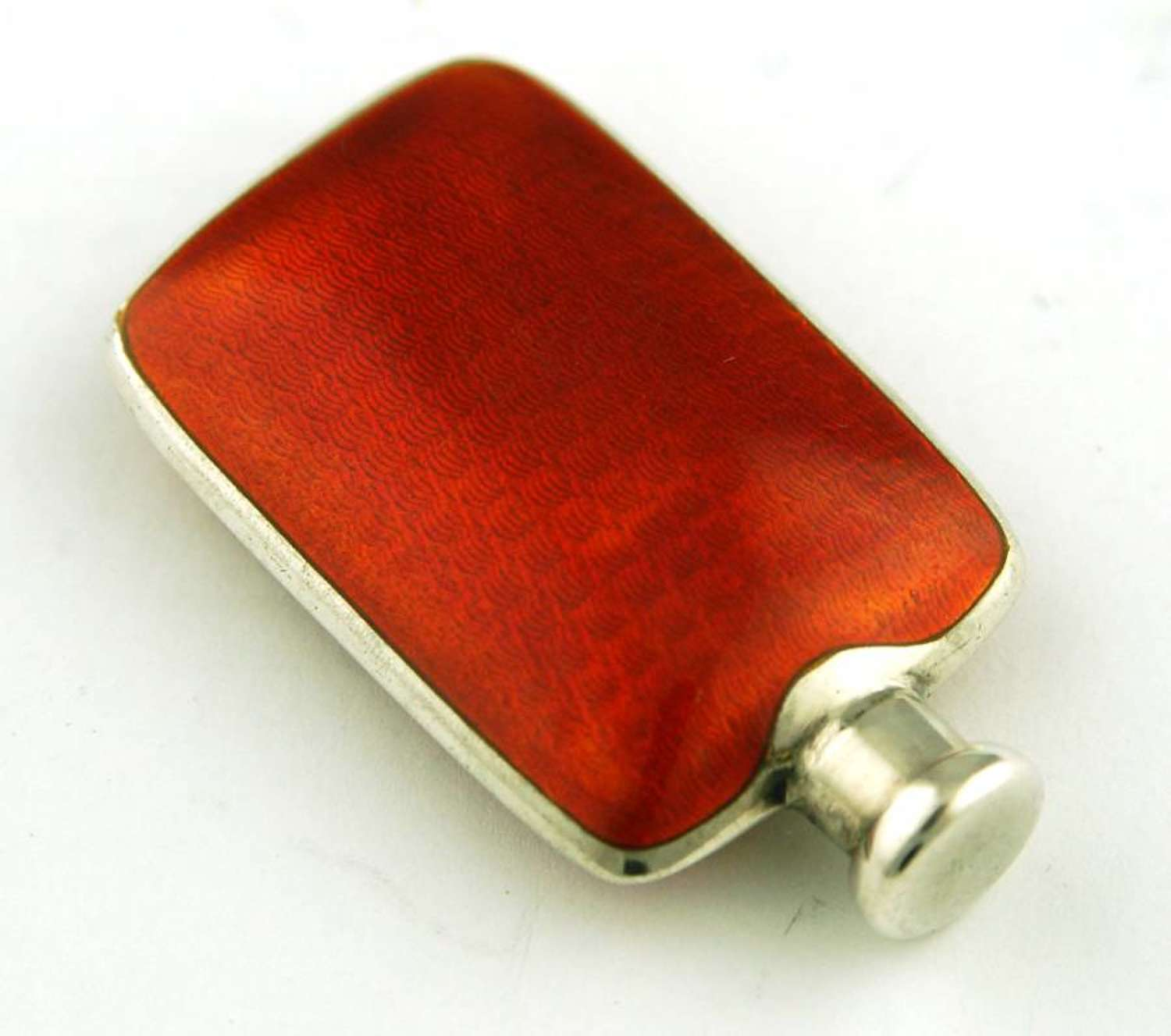 Silver and Enamel Scent