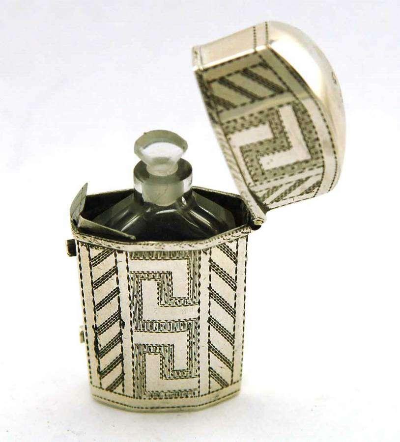 Silver-cased Scent 1807