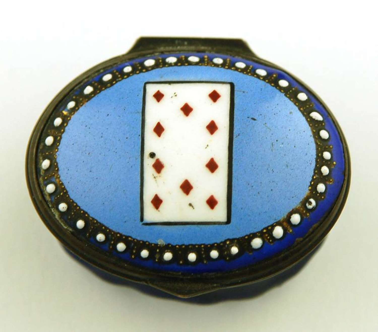 Playing-Card Patch box