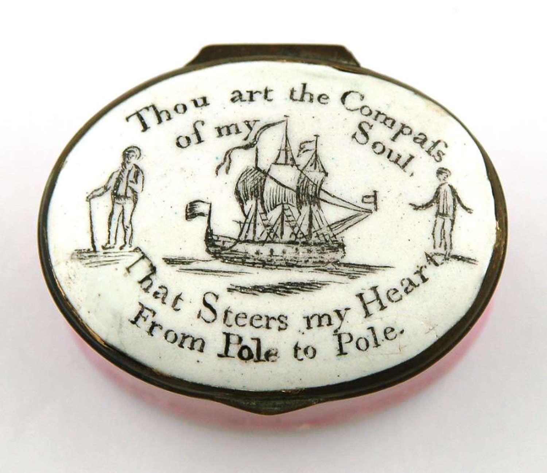 Thou art the Compass