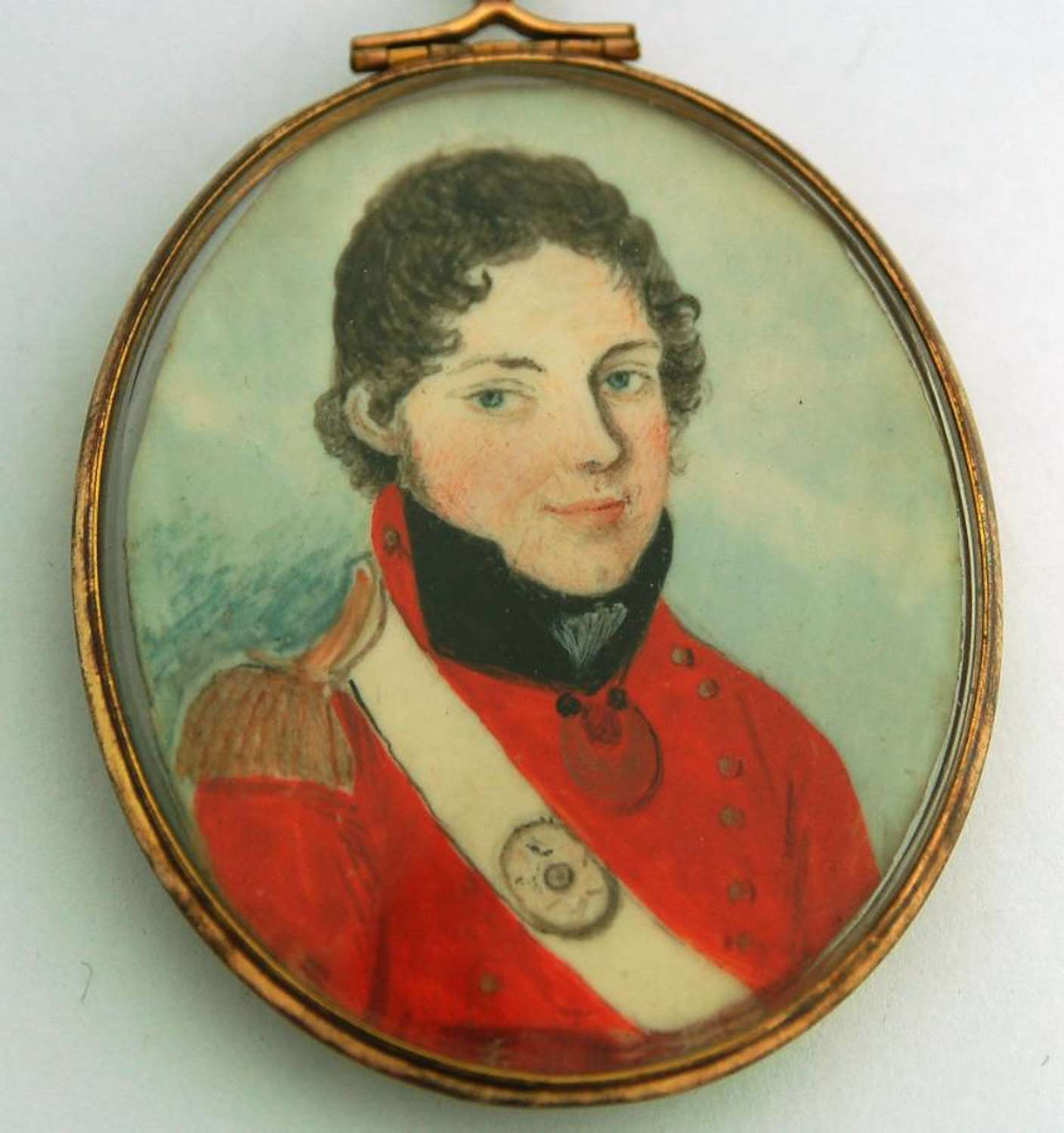 Officer dated 1812
