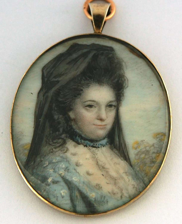 Lady by Edridge