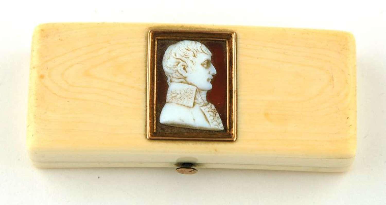 Napoleon Toothpick Box