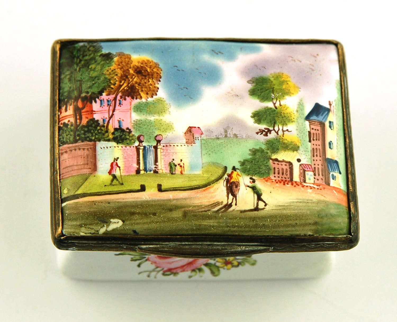 Small Landscape Box