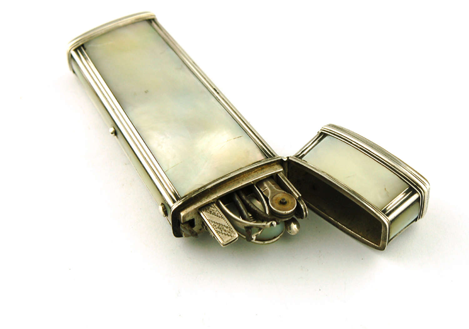 Mother-of-Pearl Etui