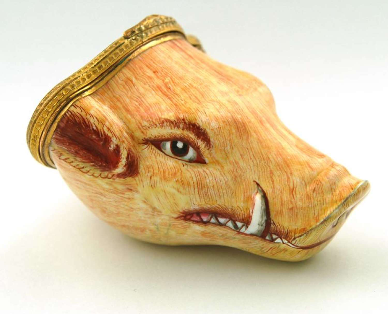 Large Boar's Head