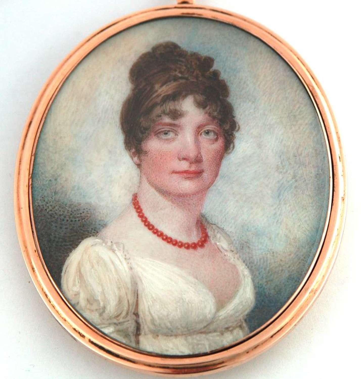 Lady by William Wood