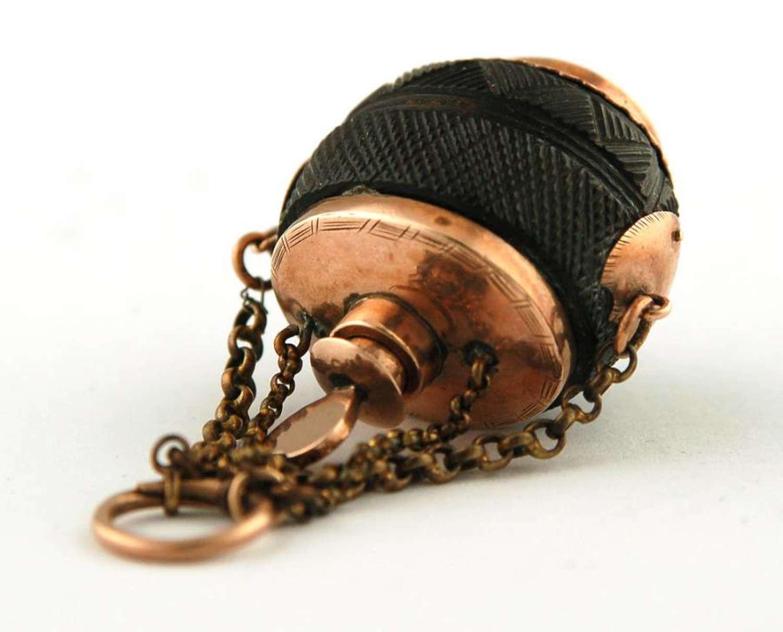 Coquilla Nut Scent