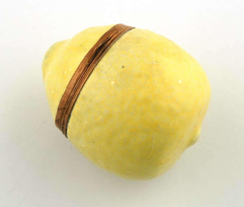 Small Lemon