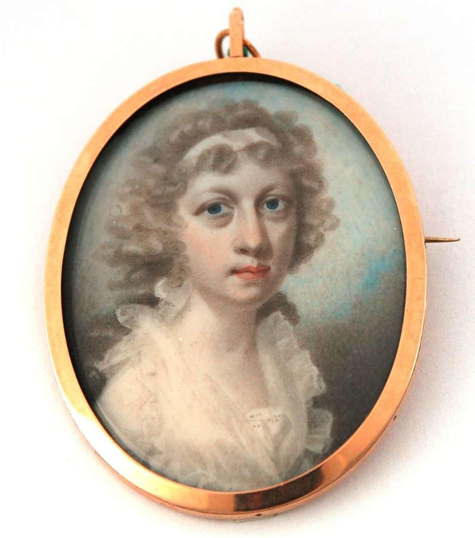 Lady by Daniel
