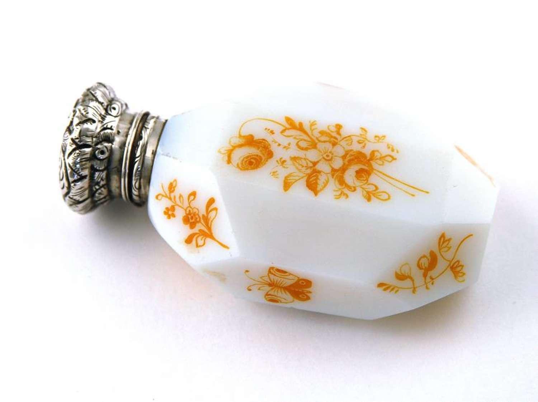 Enamelled White Opaline