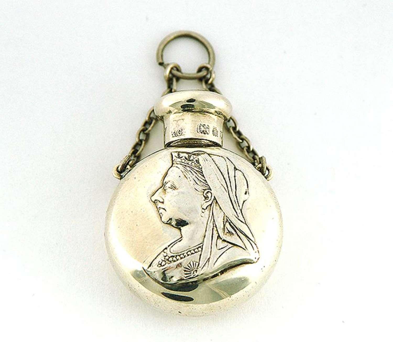 Silver Victoria