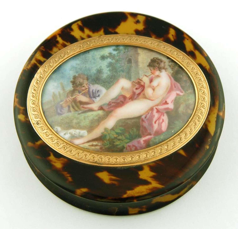 Pan and Venus