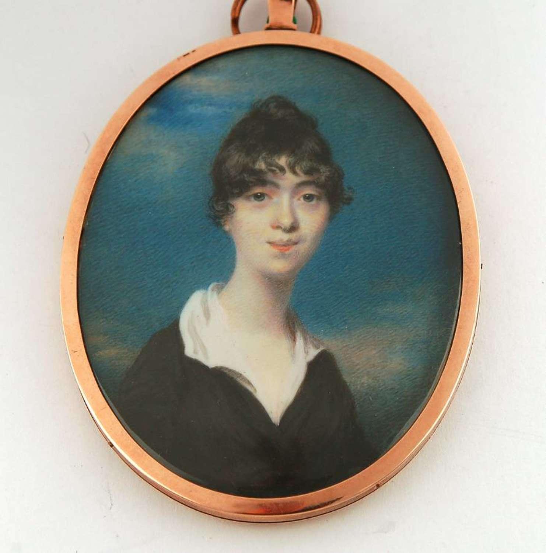 Ann Pilgrim by John Wright