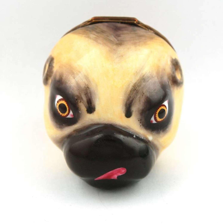 Pug`s Head