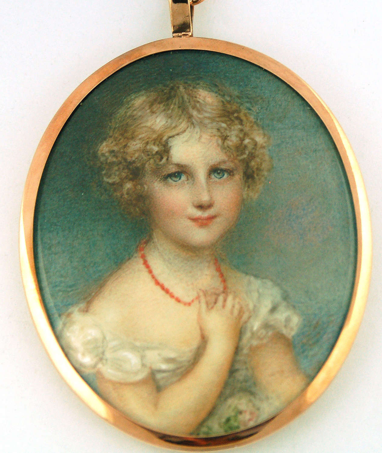 Girl by Mrs Mee C1800