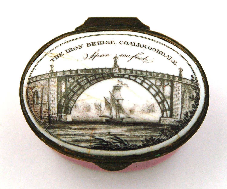 The Iron Bridge Coalbrookdale