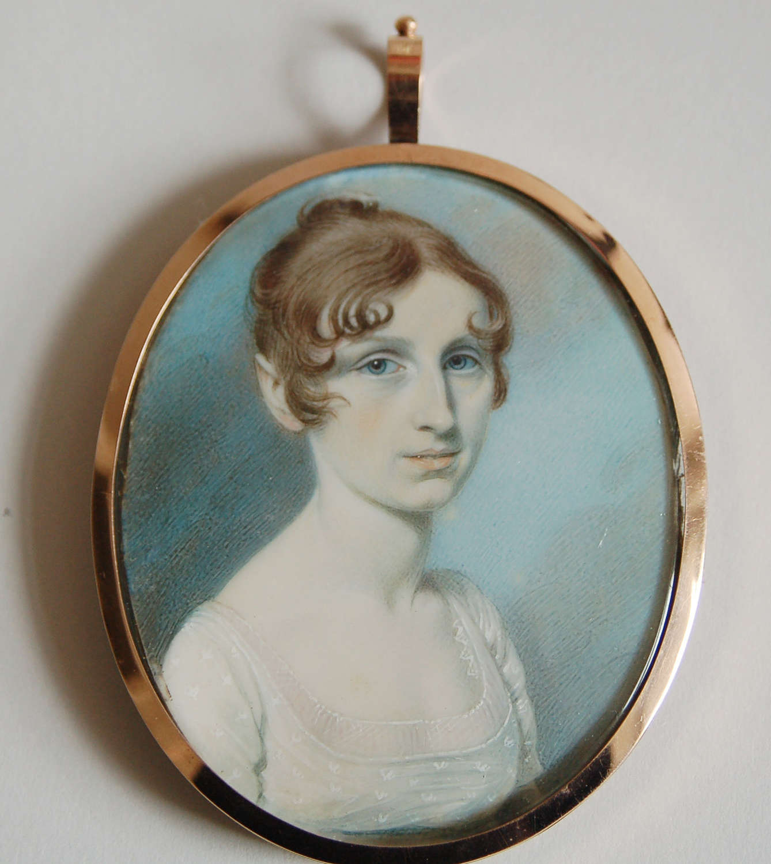Lady by T Richmond