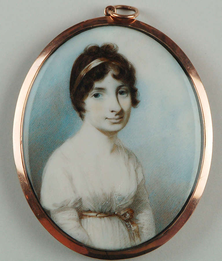 Lady by Engleheart c1795
